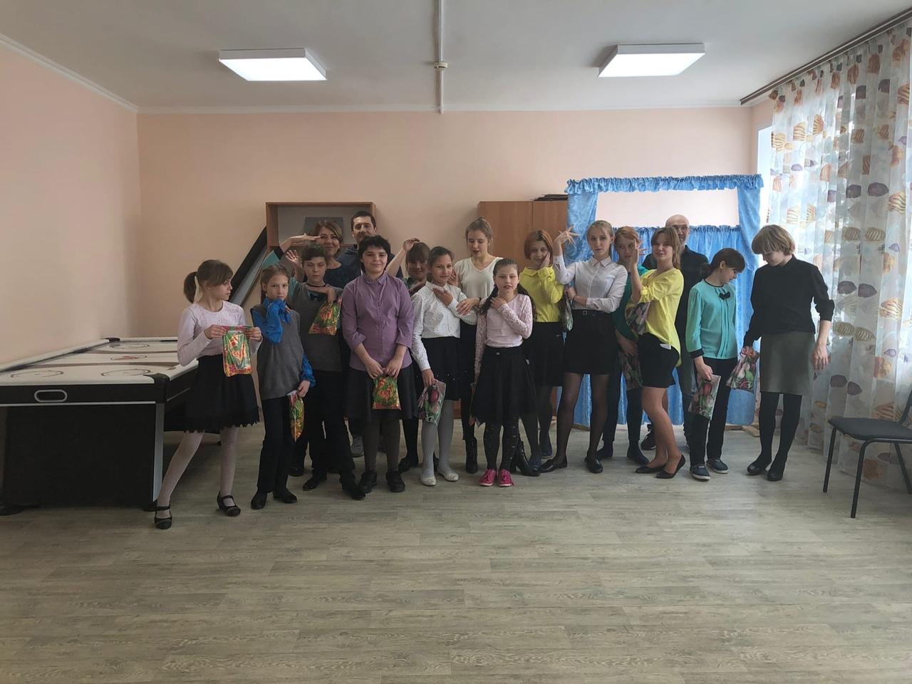 TqO6CMFlL3A - 8 марта в ГБОУ школе-интернате № 1 Г. О. Чапаевск