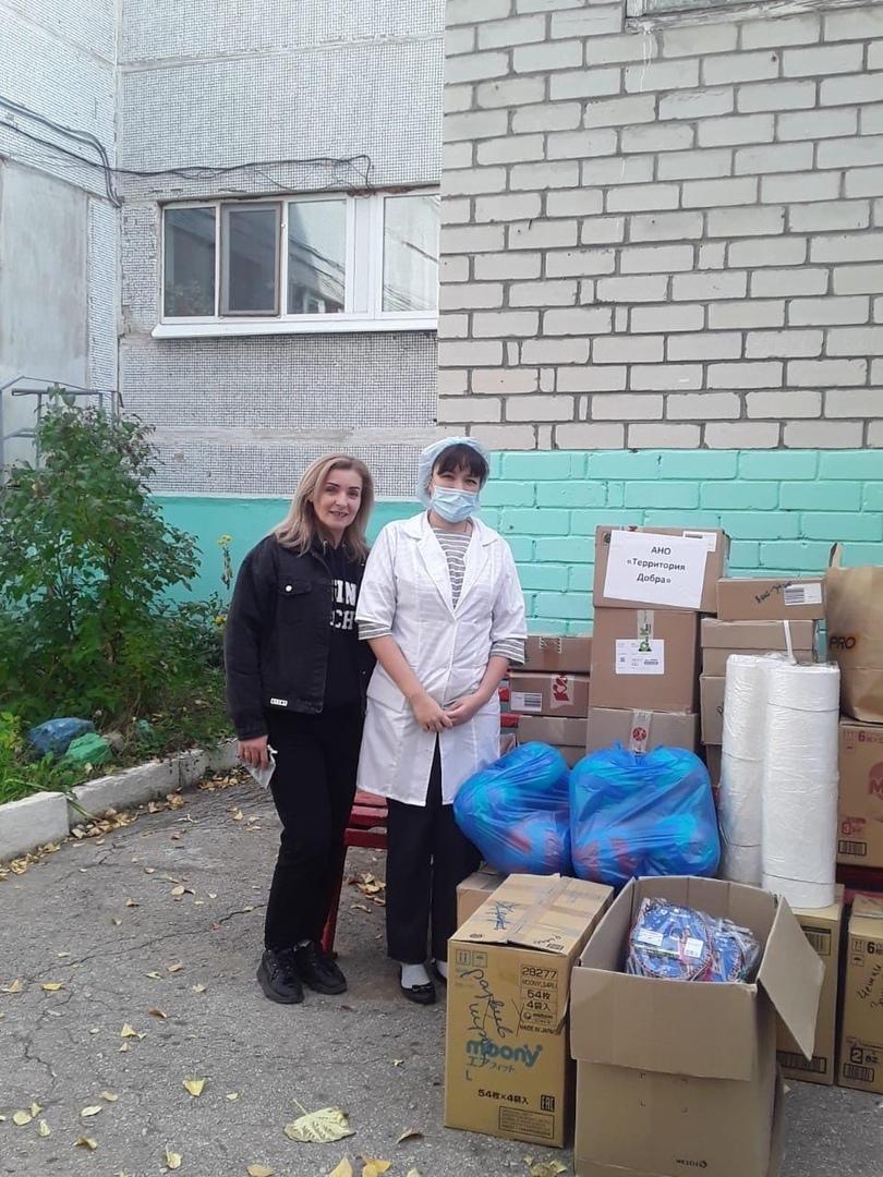M2R6Nbnef6Q - Посетили 50 детей детского санаторно-курортного туберкулезного отделения