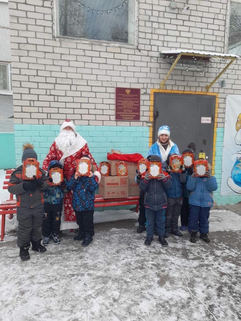 8fV0YFE1XsE - Поздравляем детей с Новым годом!