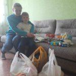 2 1 150x150 - Отчёт по проекту «Серпантин добра» март