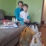 8 1 150x150 - Отчёт по проекту «Серпантин добра» март